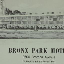 Bronx Park Motel, 2500 Crot...