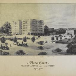 Plaza Court, 865 Walton Avenue