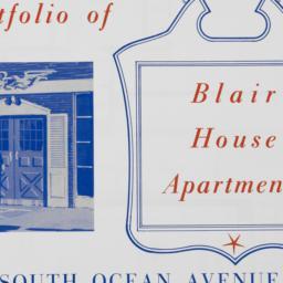 Blair House Apartments, 150...