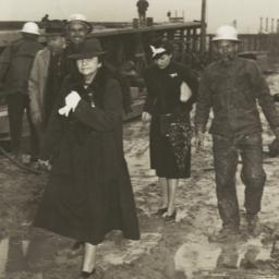 Frances Perkins visit to th...