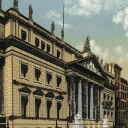 New Court House. New York.