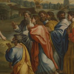 Christ Commits His Sheep to...