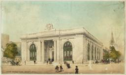 State Savings Bank, Detroit, Mich.