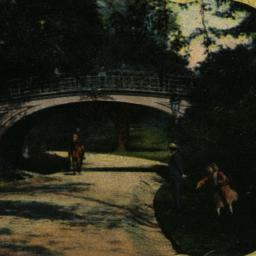 Bridal Path, Central Park, ...