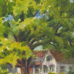 House and Trees, Scarsdale