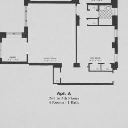 907 Fifth Avenue, Apt. A