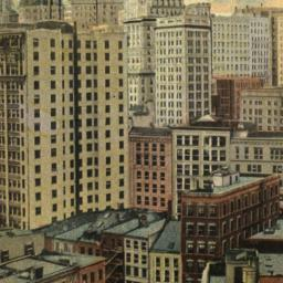 Lower Manhattan Skyscrapers...