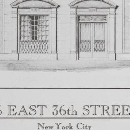 15 East 36th Street