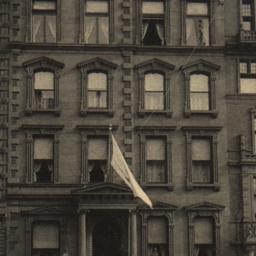 Democratic Club, NY., City.
