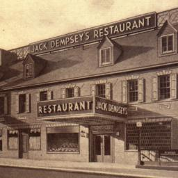 Jack Dempsey's Restaurant, ...