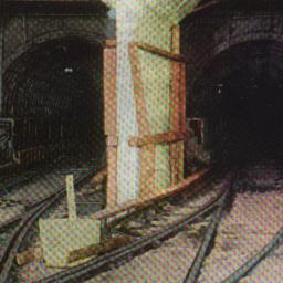 Hudson River Tunnel, Connec...
