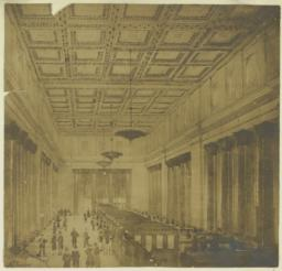 Bank of Montreal Head Office, [Main Banking Room]