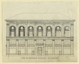 The Buckingham Building, Waterbury