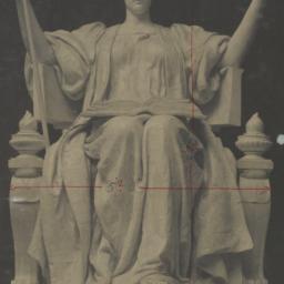 Alma Mater Statue, Columbia...