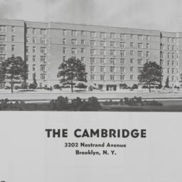The     Cambridge, 3202 Nos...