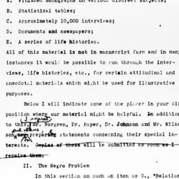 Memorandum from Horace R. C...