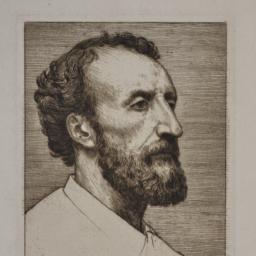 Portrait of Jules Dalou (18...