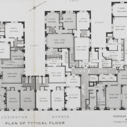 141 E. 88 Street, Plan Of T...