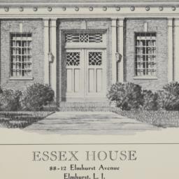 Essex House, 88-12 Elmhurst...