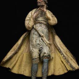 Marionette Of One Of The Magi