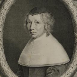 Portrait of Marie de Bragel...