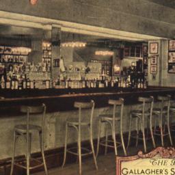 The     Bar Gallagher's Ste...