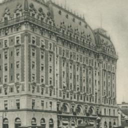 Hotel Astor. New York