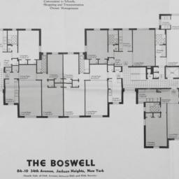 The     Boswell, 84-10 34 A...