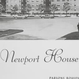 Newport House, Parsons Boul...