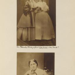 Two Images: Henrietta Blanc...