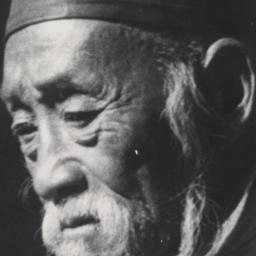 Oldern Man With White Beard