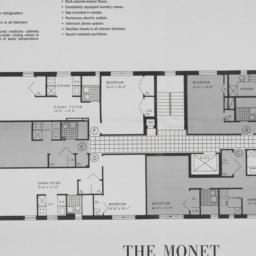 The     Monet, 290 W. 12 St...