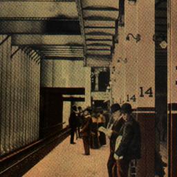 14th St., Subway Station, N...