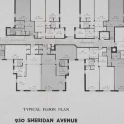 930 Sheridan Avenue, Typica...