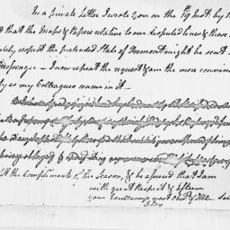 Document, 1778 December 30