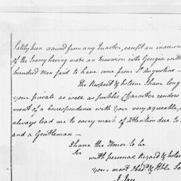 Document, 1778 December 26