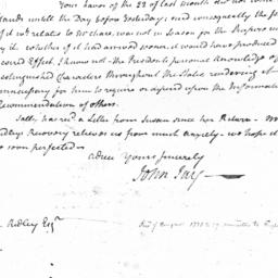 Document, 1789 October 08