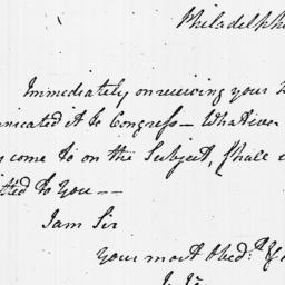 Document, 1779 February 16
