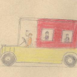 Drawing Of A Car