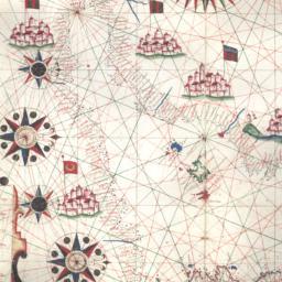 Portolan atlas of five char...