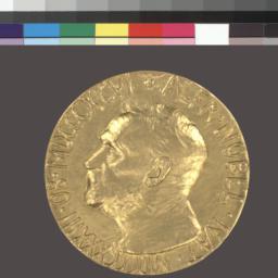 Medal, Nobel Prize for Peac...
