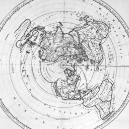 Planisphere terrestre ou so...