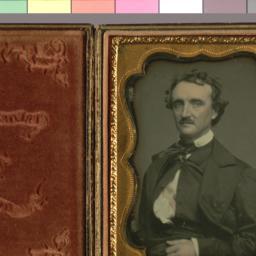 Daguerreotype portrait of E...