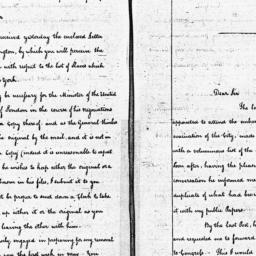 Document, 1785 April 22