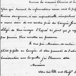 Document, 1785 February 13