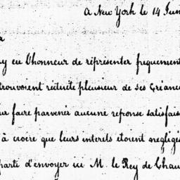 Document, 1785 June 14