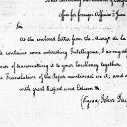 Document, 1785 June 02