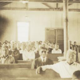 Sunday Morning Congregation...
