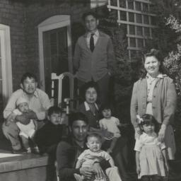 Several Sioux Families from...