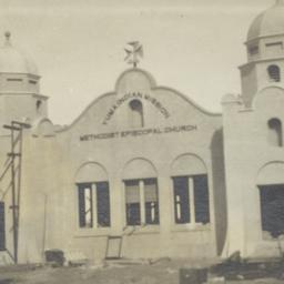 Yuma Indian Mission Methodi...
